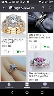 Ruby - Jewelry Shopping Deals- screenshot thumbnail