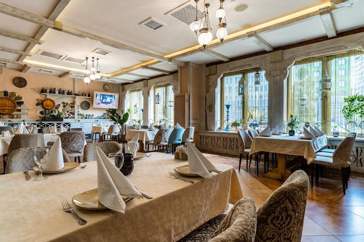 Фото №9 зала Ресторан «Шахин-Шах»