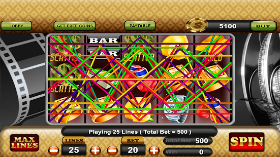 free casino games slots 777