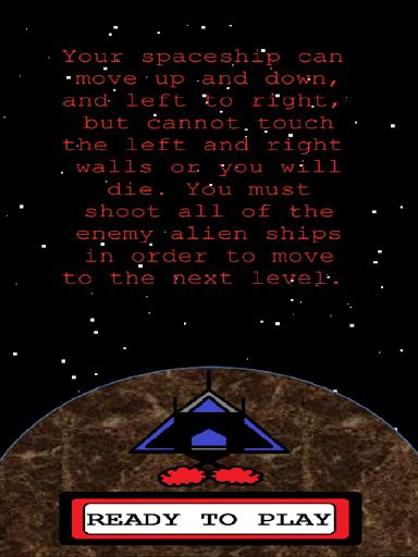 Aliens In Orbit Shooter