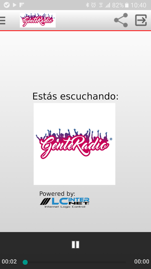 Gente Radio- screenshot