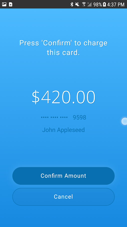 Collect for Stripe- screenshot