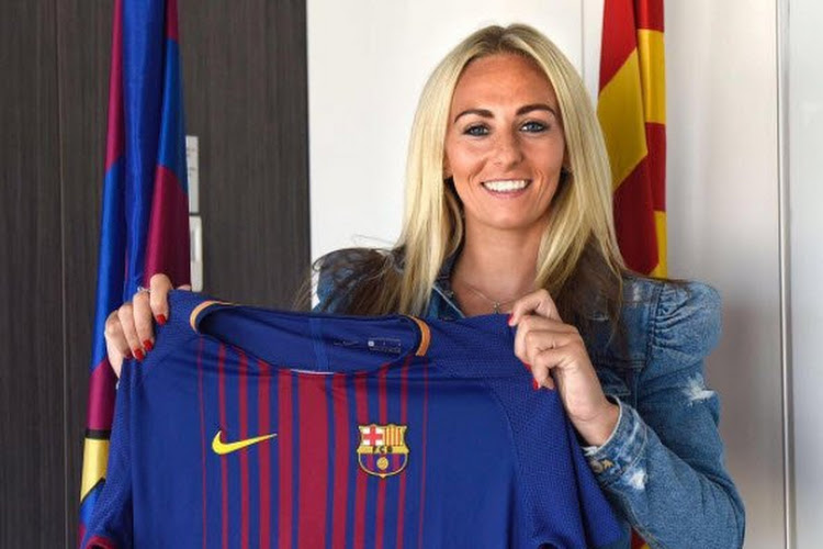 Op dit uur mag het wat meer zijn: Nieuwste aanwinst Barça heeft heel wat in haar mars