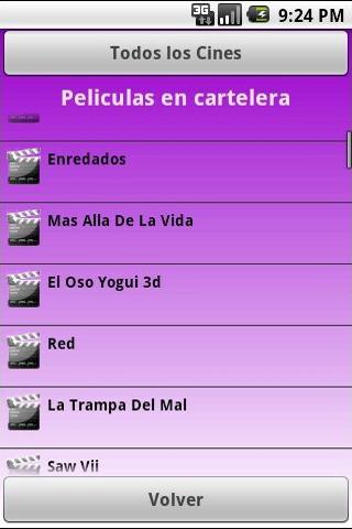 Malaga en un clic screenshot 1