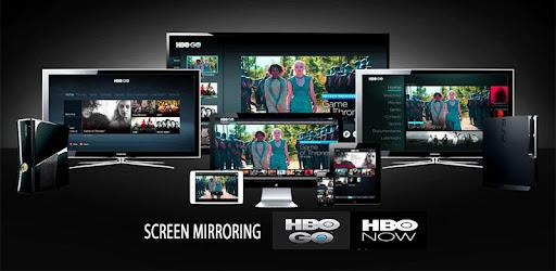 Screen mirroring For HBO - Free - Aplicaciones en Google Play