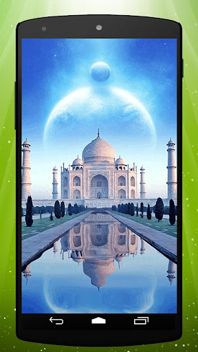 Indian Palace Live Wallpaper