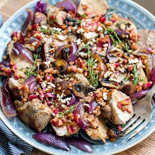 Pork Tenderloin Mushrooms Onions Recipes.