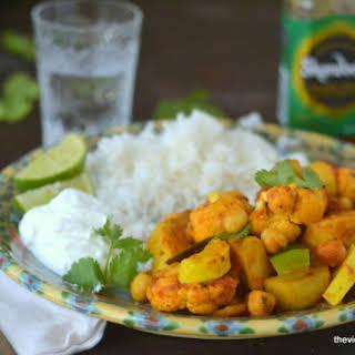 Homemade Vindaloo Curry Paste.