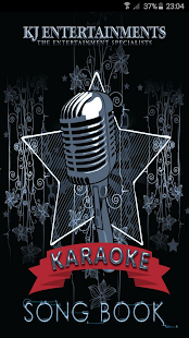 KJE Karaoke Songbook- screenshot thumbnail