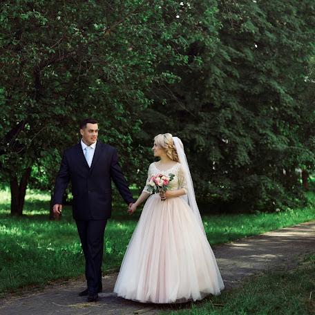 Wedding photographer Aleksandra Korzhavina (SashKoko). Photo of 24.10.2017