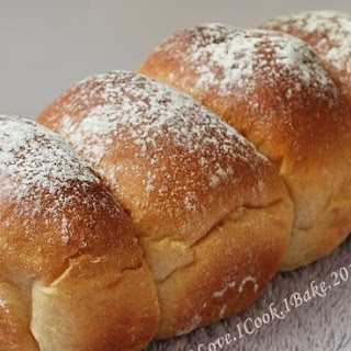 Whole Wheat Honey Buns
