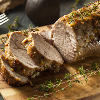 The Best Honey Butter Pork Tenderloin Recipe In The World