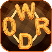 Word Crossy - WordScapes Cookies Brain Connect