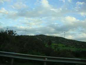 Photo: On the route towards Limassol