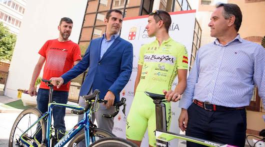 El ciclista Antonio Barbero aspira a todo