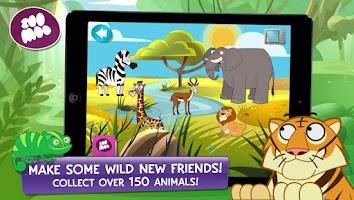 Screenshot of ZooMoo