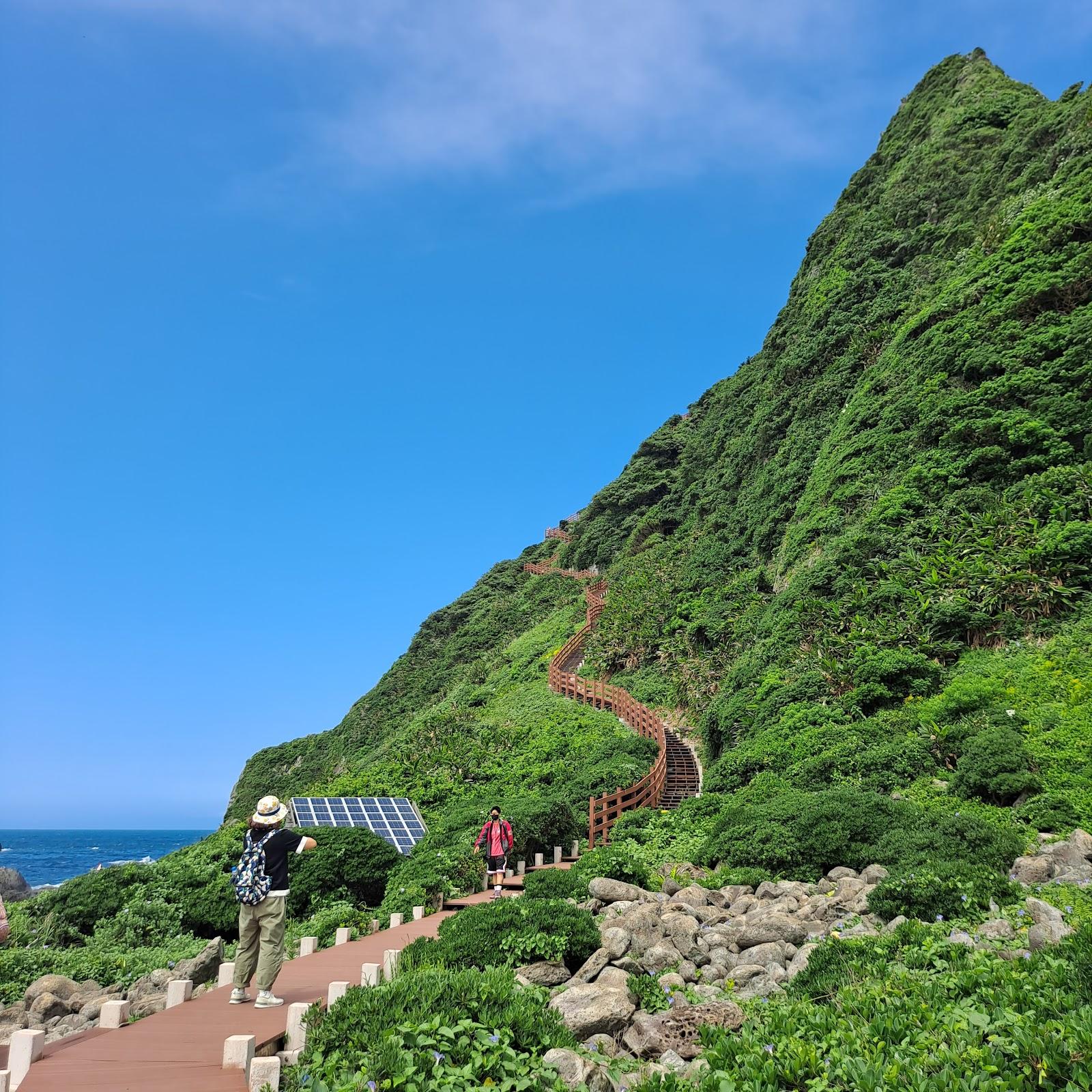 基隆嶼登山道
