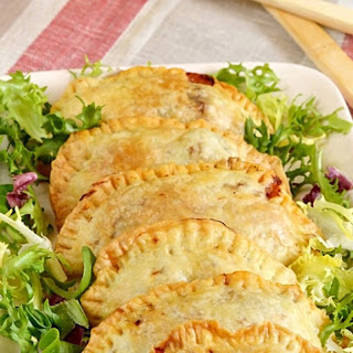 Grilled Vegetable Empanadas Recipes