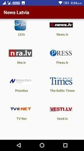 News Latvia - náhled