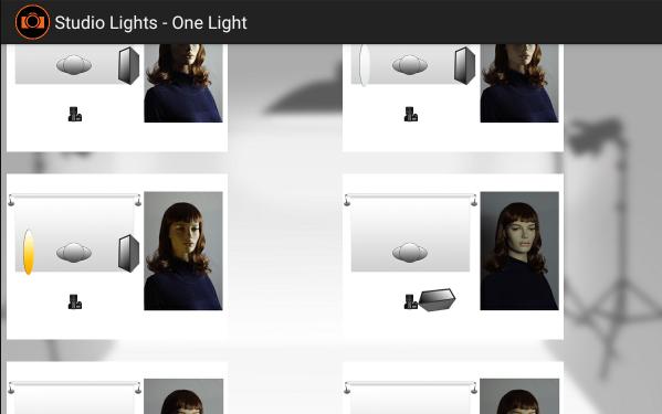 lighting scheme. studio lights free screenshot lighting scheme