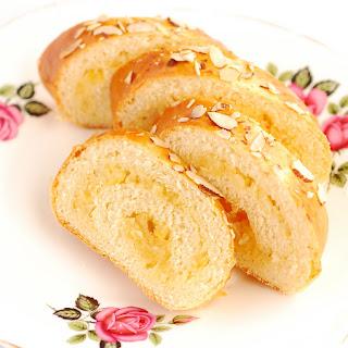 Lemon Almond Bread.