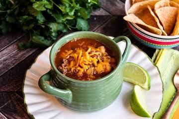 Famous Taco Soup