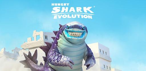 Hungry Shark Evolution - Aplikasi di Google Play