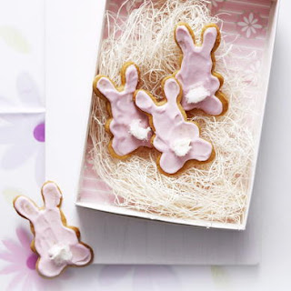 Bunny Cookies.