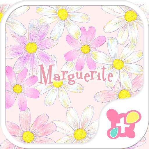 个人化のかわいい壁紙・アイコン-margaret-無料きせかえ LOGO-記事Game