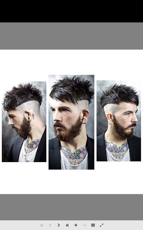 Men Hairstyle Android Apps On Google Play - Hairstyle visualizer male