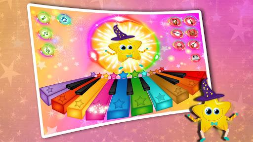 闪亮闪亮小明星——儿童动画音乐钢琴