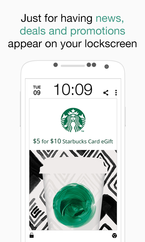 Slidejoy - Lock Screen Cash- screenshot