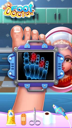 Foot Doctor  captures d'u00e9cran 10