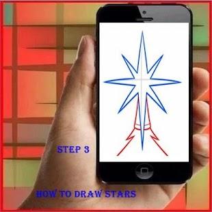 jak kreslit hvězdy - náhled