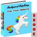 The Five Nations by Rudyard Kipling icon