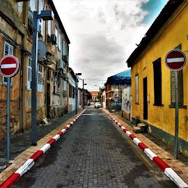 Israel Street by Nick Remick - City,  Street & Park  Markets & Shops ( israel, street, street photography, tel aviv )