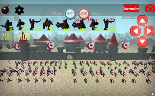 Holy Land Wars  screenshots 5