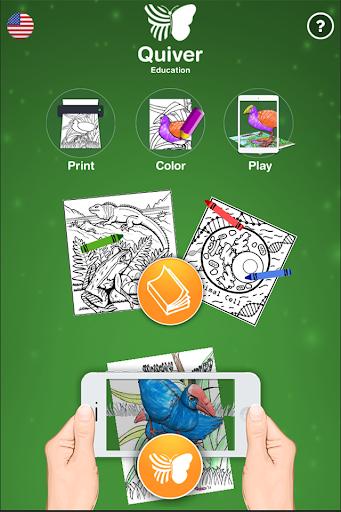 Quiver Education Google Playde Uygulamalar