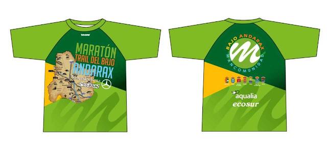 Las camisetas oficiales.