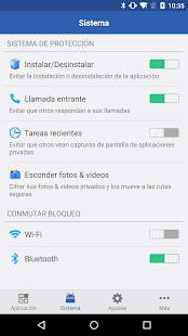Smart AppLock Libre: miniatura de captura de pantalla