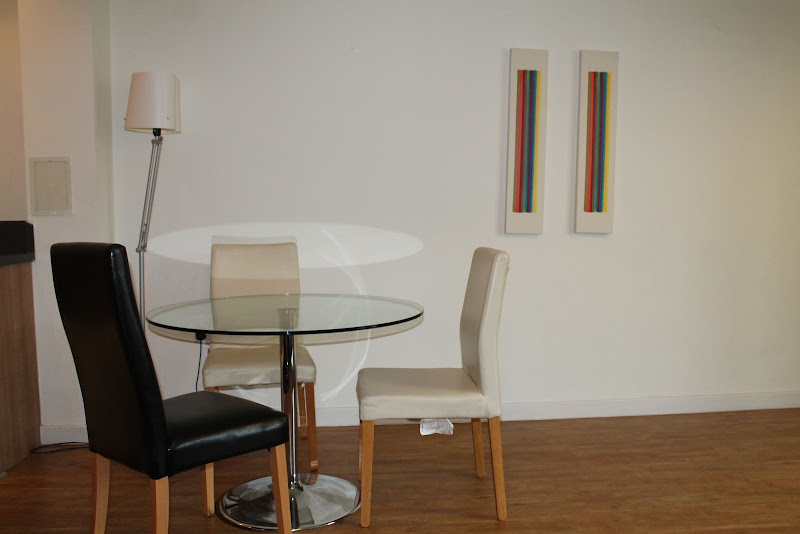 dining area city reach rental apartment