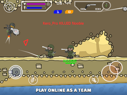 [Unlimited All] Download Mini Militia MOD Apk v5.1.0 [2020] 8