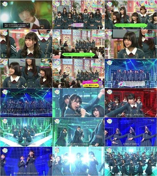 (TV-Music)(1080i) 欅坂46 – シブヤノオト 160605
