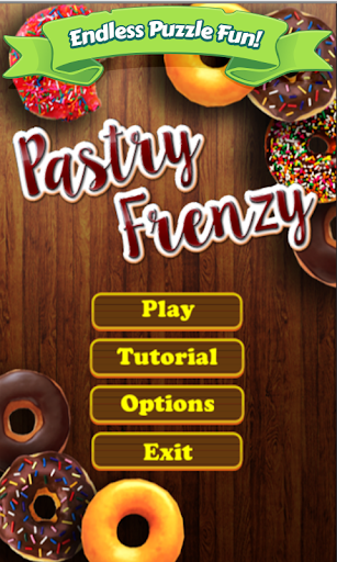 Pastry Frenzy: Sweet Paradise