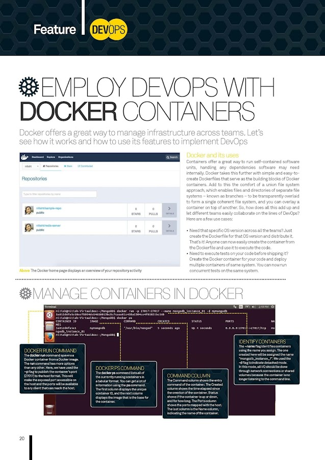Linux User & Developer- screenshot