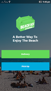 Beach Box Enterprise - náhled