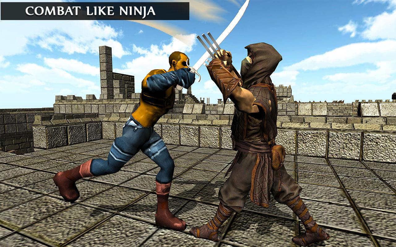 Ninja Warrior Assassination- screenshot