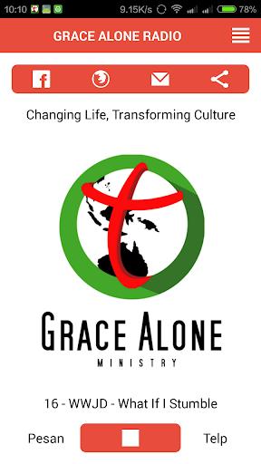 Grace Alone Radio
