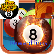 8 Ball Pool Mega Reward Links