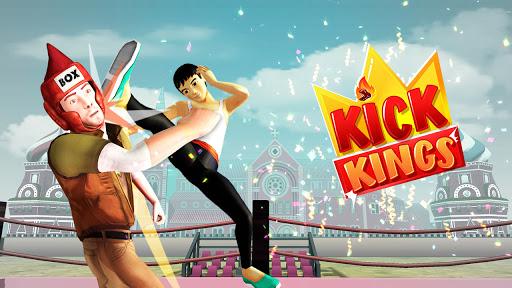 Télécharger Gratuit Kick Kings APK MOD (Astuce) screenshots 5